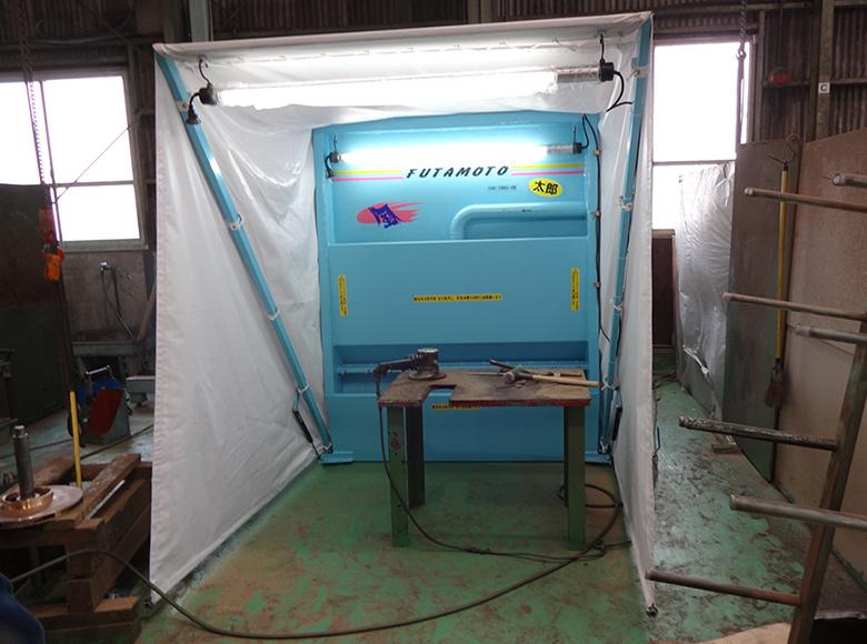 水洗循環集塵装置,TURBO太郎6型