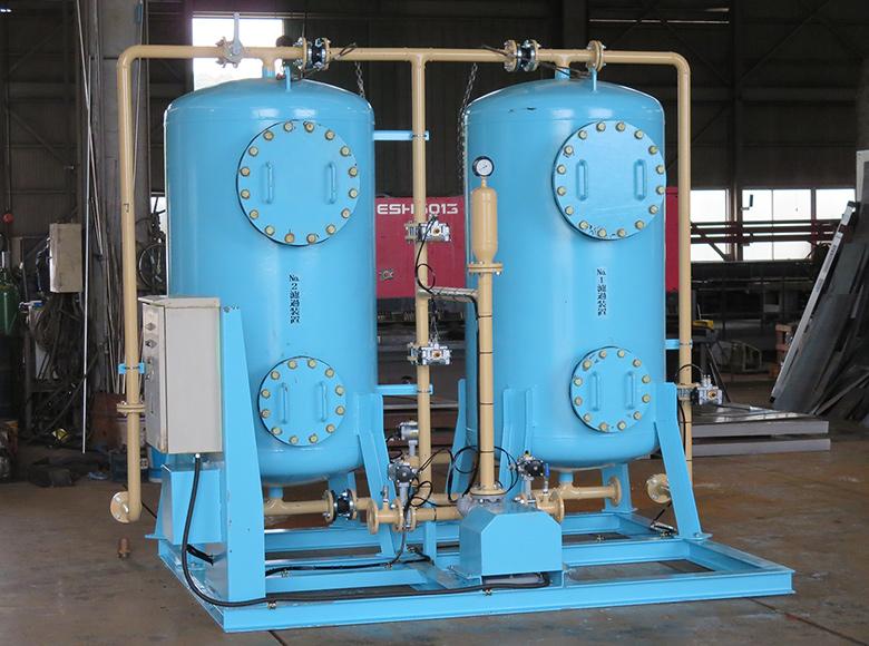 濾過装置 TK型