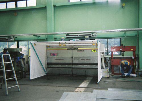 水洗循環集塵装置,TURBO太郎1〜7型