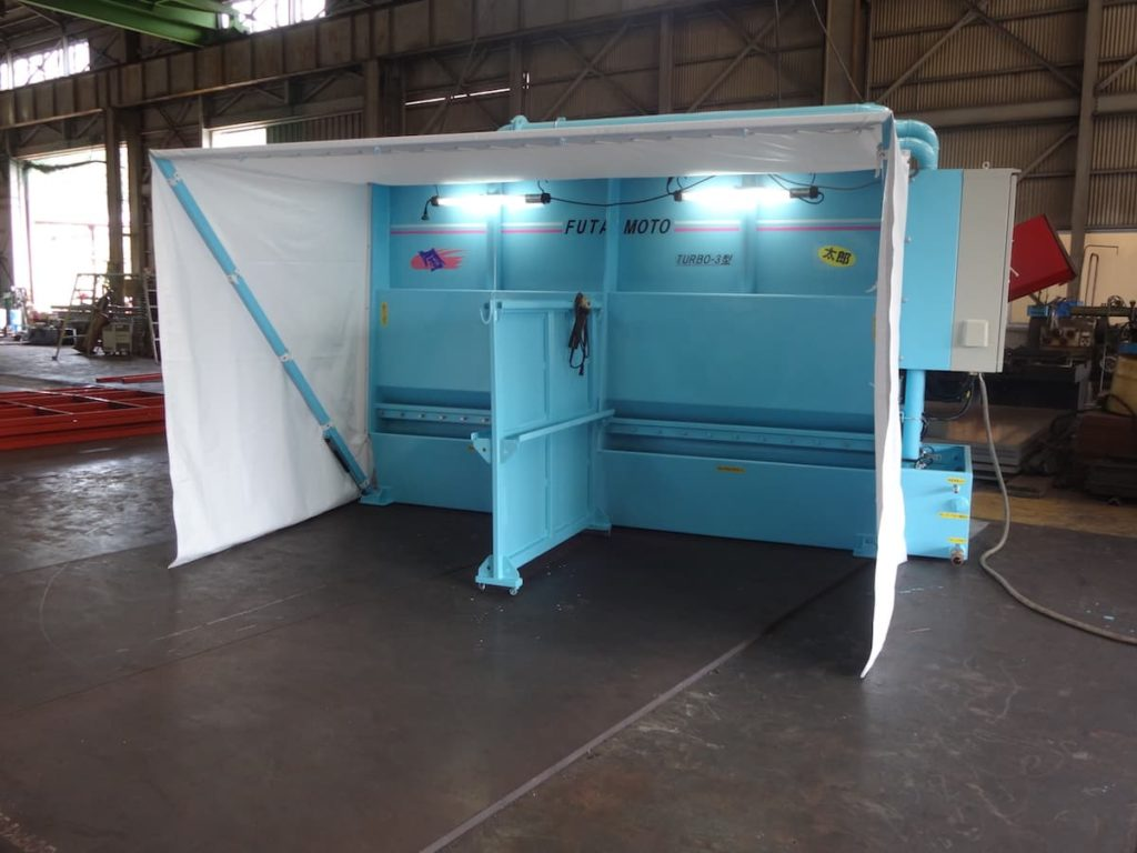 水洗循環集塵装置 TURBO太郎1〜7型